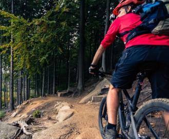 Trilha de Bicicleta: Leia antes de práticar