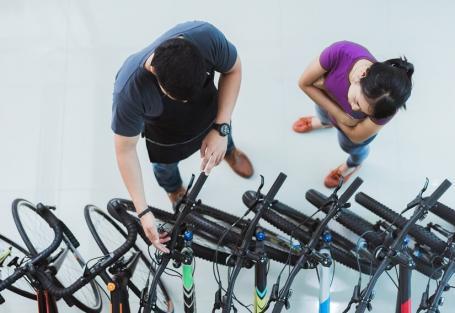 Como escolher a bicicleta certa?