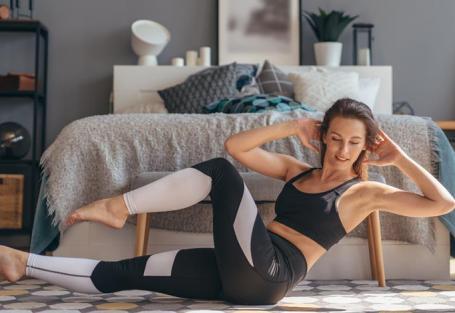 7 exercícios para acabar com a flacidez na barriga
