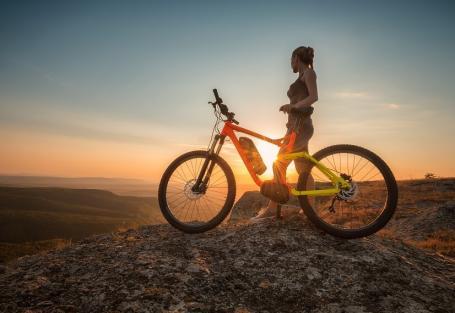 Por que andar de bicicleta faz bem para o corpo?