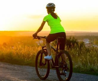 Conheça os benefícios de andar de bicicleta