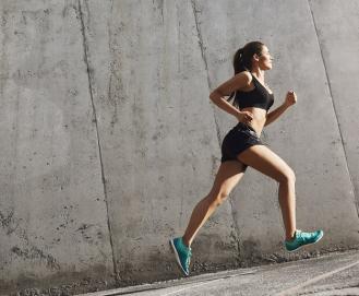 Qual é o jeito certo de pisar durante a corrida?